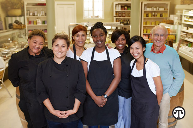 Small Business Owner & Employees