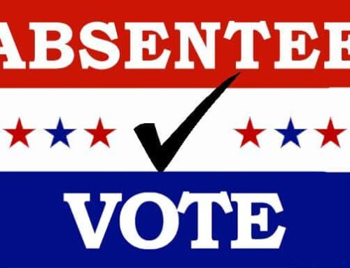 Verify or Notarize your absentee ballot at Green Country locations