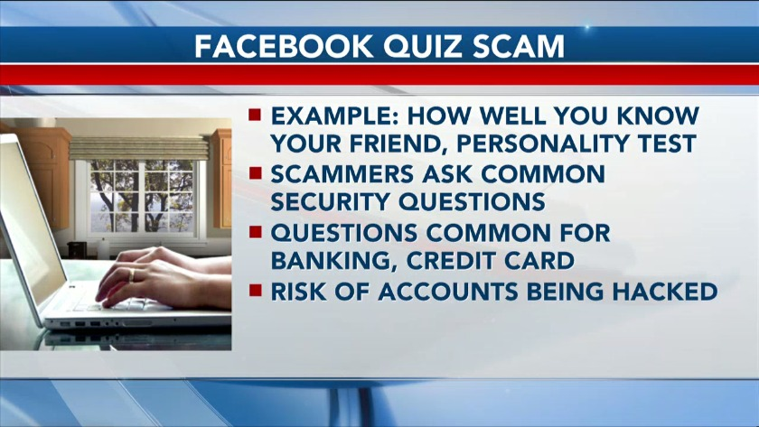 "Facebook ""Get to Know Me Better"" SCAM"