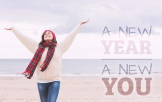 A New Year, A New You, Get Financiallly Savvy with financial education and money smarts