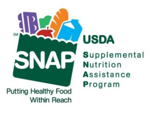 New stimulus package makes it easier to qualify for food stamps.