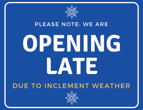 Credit Union Winter Hours Due to Severe Weather