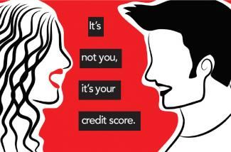 Credit scores can affect your marriage