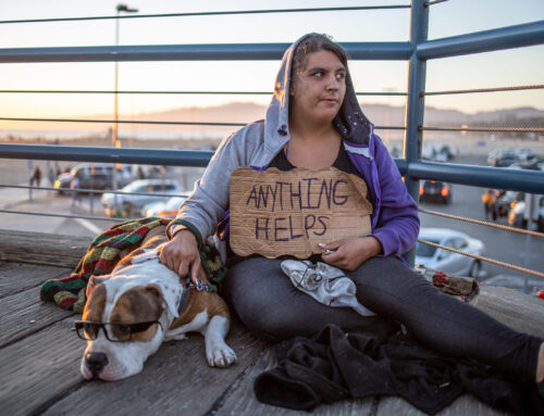 Homeless Americans can get their $1,400 stimulus check