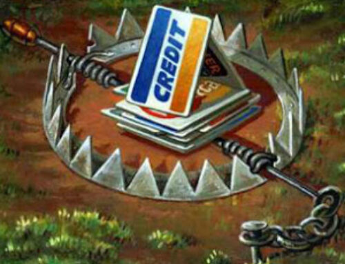 Are You in Credit Card Crisis?