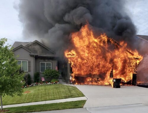 A house fire changed my life. Here's how two minutes could help save yours.