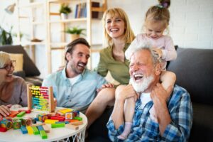 providing financial solutions and support for every generation
