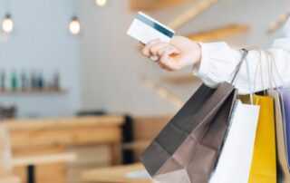 Shopping with Credit Cards - Use them wisely